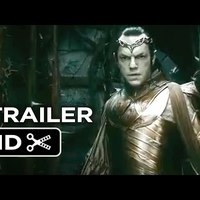 trailer: a hobbit - az öt sereg csatája [the hobbit: the battle of the five armies] (2014)