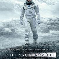 magyar poszter: csillagok között [interstellar] (2014)