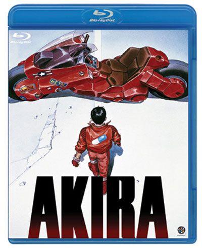 Akira Blu-ray borító