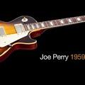Új gitár Joe Perry-től
