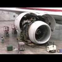 Hajtóműcsere Boeingen