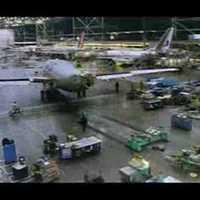Boeing 737-700 összeszerelése