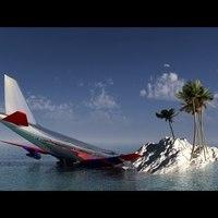 Mi a teendő repülőgép szerencsétlenség esetén!