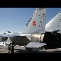 Mig-25-tel a világ tetején