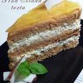 Piña Colada torta