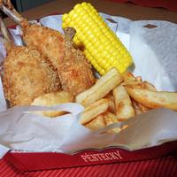 Péntecky rántott csirke