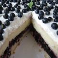 Áfonyás Victoria torta