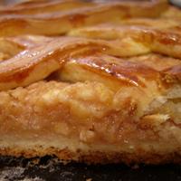 """""""Finom alma torta"""" - stájer almáspite"""
