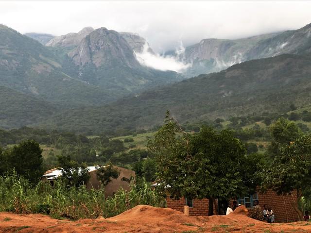 """Mulanje-hegység - a malawi """"felhőkarcoló""""..."""