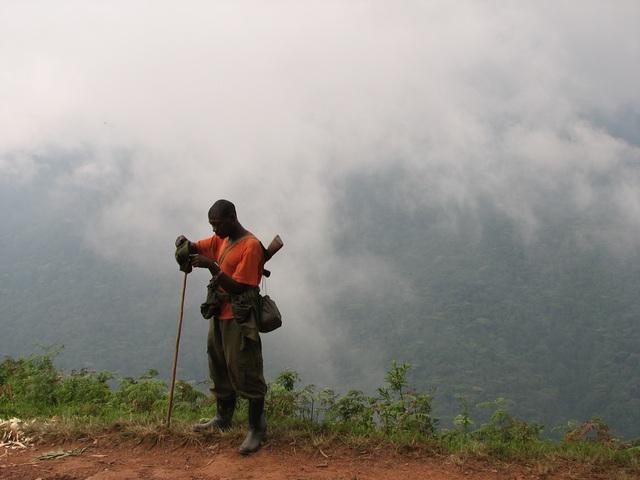Mount Karisimbi (4507m), Ruanda