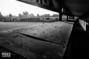 GROUNDHOPPEREK ÁLMA: Elleveldweg stadion