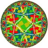Internet-térkép, Escher-stílusban