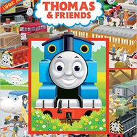 Thomas & Friends (Look And Find (Publications International)) S I International