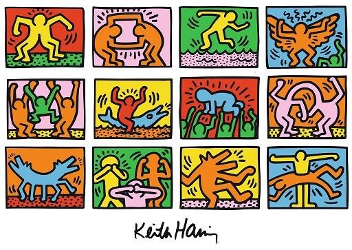 Divat és művészet kéz a kézben - Keith Haring hatása a popkultúrára