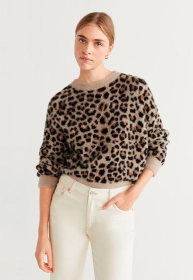 leopárd a plázákban: Mango