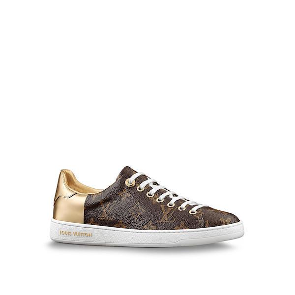 489f84f81e ... Louis Vuitton teniszcipő-formájú sneaker ...
