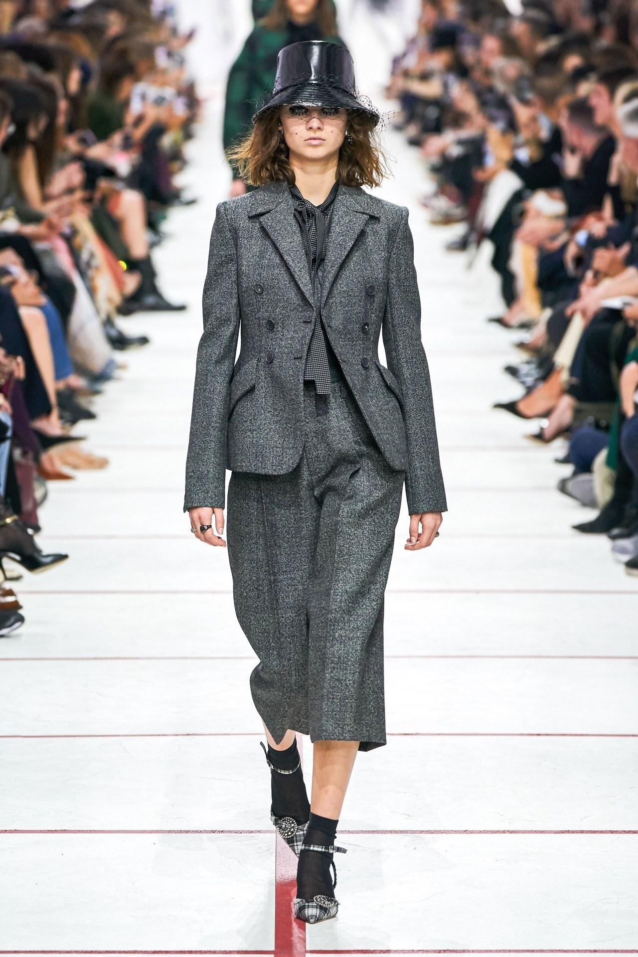 A kifutókról: Christian Dior