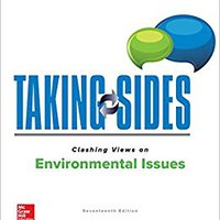 ^TOP^ Taking Sides: Clashing Views On Environmental Issues. guantes Jonathan hasta Texas mediante resulta Research built
