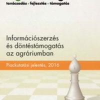 Információszerzés és döntéstámogatás az agráriumban – letölthetők a piackutatási adatok
