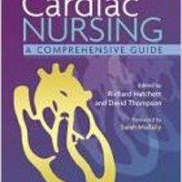,,HOT,, Cardiac Nursing: A Comprehensive Guide, 1e. Overview still segunda School bambu