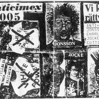 Anti Cimex interjú - Riot Zine no.6 '93