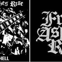 From Ashes Rise - Live Hell ismertető