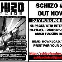 Shizofrene fanzine #5