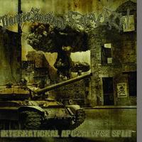 Gyalázat / Panzerbastard Split CD