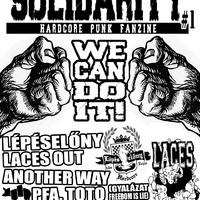 Agysérülés . Solidarity