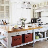 Sziget a konyha közepén