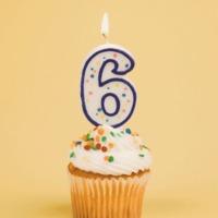 Juhhú! 6 éves a blog!