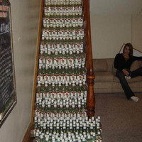 Pia lépcső