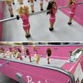 Termékbemutató: Barbie Football