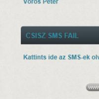 CSISZ Fail