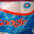 Google WC papír