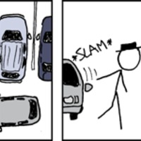 Hogyan kell parkolni?