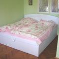 Fehér álmok - festett fehér ágyak az Ágymestertől