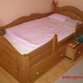 Bonita ágya - ágyneműtartós gyerekágyak
