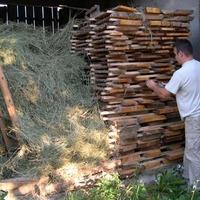 Fát székelyföldi szalmából