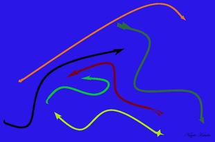 Nászta Katalin: az ember, a kígyó, a fa