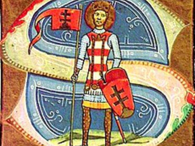 Mit üzent István király?