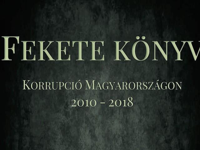 Fekete könyv a korrupcióról