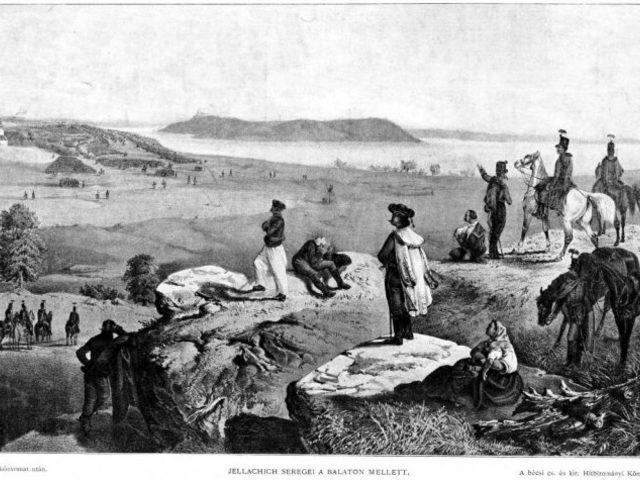 Jellasics seregei a Balaton mellett