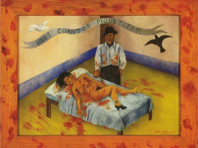 Frida Kahlo konceptje