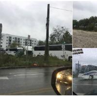 Mese a buszokkal szállított tüntetőkről