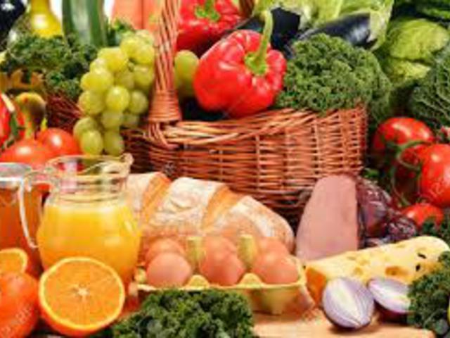 Taps a zöldség-boltban