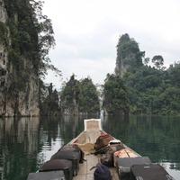 Távol a civilizációtól Thaiföldön