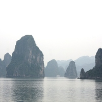 Ha Long-öböl 1. - jan. 1.