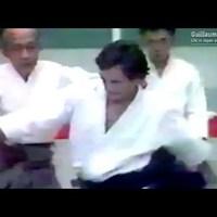 Ritka videó:  Kishomaru Ueshiba bemutatója Párizsban