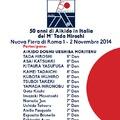 50 éves az olasz aikido
